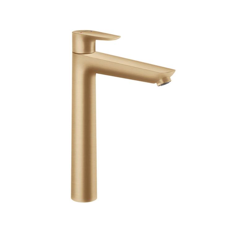 Collection de robinets Talis E FinishPlus Hansgrohe Bronze Brossé
