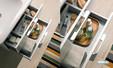 Tiroirs meuble de salle de bains ARUM