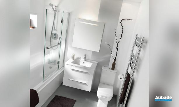 Meuble de salle de bains City par Ambiance Bain 6