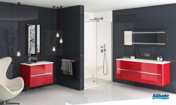 Meuble de salle de bains Dolce par Ambiance Bain 4