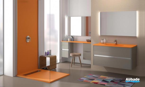 Meuble de salle de bains Dolce par Ambiance Bain 3
