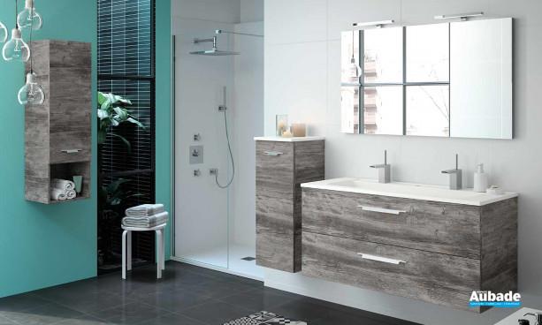 Meuble de salle de bains Vita par Ambiance Bain  3