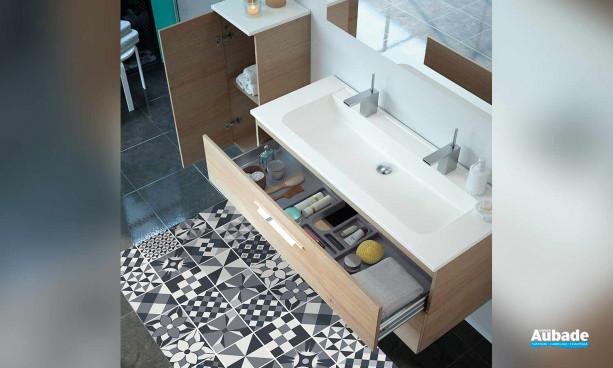 Meuble de salle de bains Vita par Ambiance Bain 4