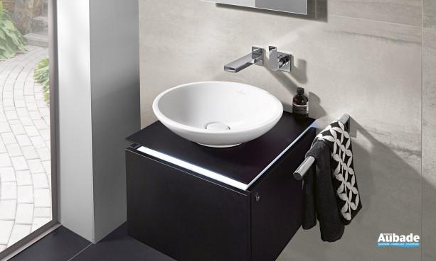 vasque poser loop friends villeroy boch espace aubade. Black Bedroom Furniture Sets. Home Design Ideas