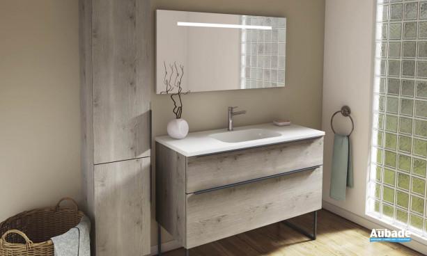 Meuble salle de bain Burgbad Style II