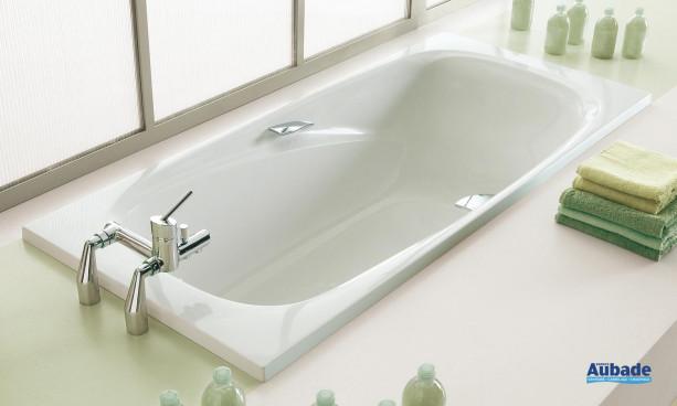 baignoire pandora d'allia en marbrex®