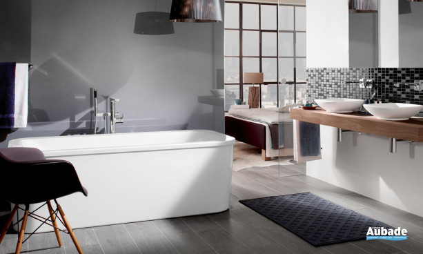Baignoire design Villeroy & Boch Loop & Friend Square