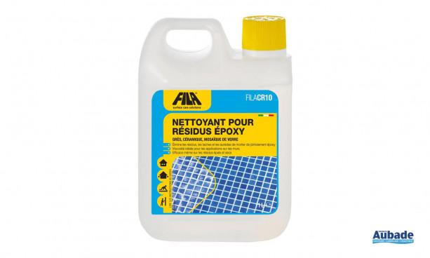 Nettoyant pour résidus époxy FilaCR10 de Fila
