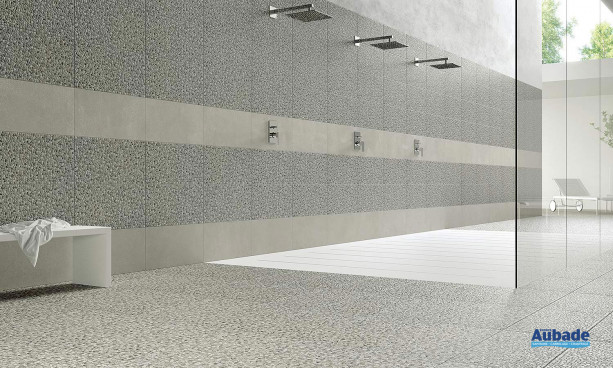Carrelage imitation gravier pour sol intérieur Urban de Ceramiche Piemme