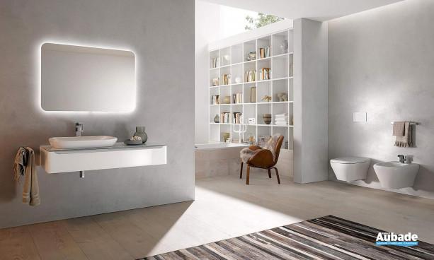 Salle de bain tendance complète d'Allia collection myDay