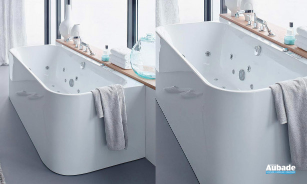 baignoire de la collection happy Day 2 de duravit