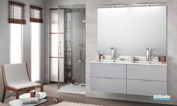 Meuble salle de bain Delphy Evolution EC140MK 1