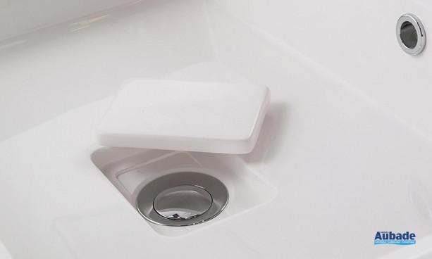 Meuble salle de bain Delphy Evolution EP105MJG 4