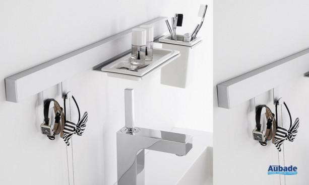 Meuble salle de bain Delphy Inspiration NC120DD 4