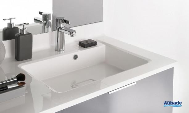 meuble salle de bains delpha vasque