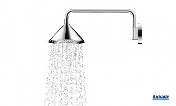 Axor ShowerProducts designed by Front Douche de tête 2jet 240 mm avec bras de douche 448 mm de Axor