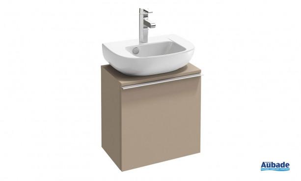 Lave-mains meuble Odéon Up de Jacob Delafon