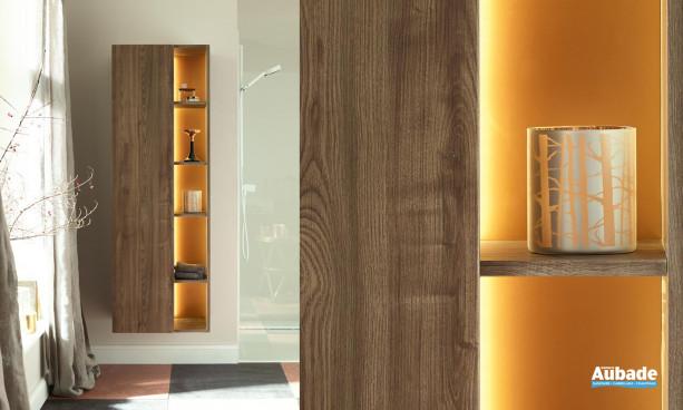 Meubles de salle de bains Orell colonne