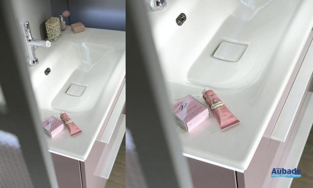 Meuble salle de bain Halo 5
