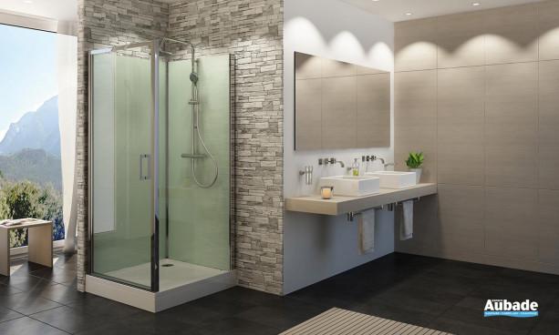 Cabine de douche Modul''R carrée 2