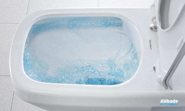 Système Rimless pour WC suspendu DuraStyle Rimless de Duravit