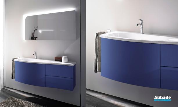 Meuble de salle de bains Sinéa de Burgbad