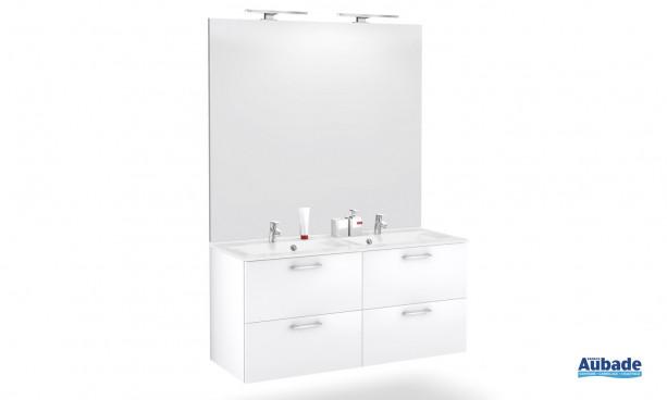 Meuble de salle de bains FEDOExpress 120 de Delpha