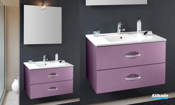 meuble salle de bains decotec bento