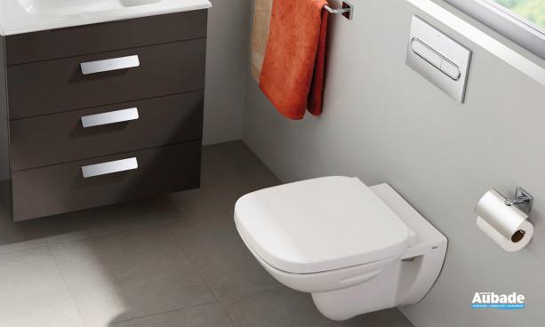 Cuvette de WC suspendue Debba de Roca