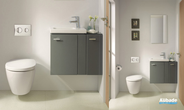 Meuble pour petits espaces Connect Space Idéal Standard