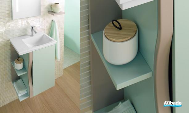 Meuble salle de bains Orell de Burgbad