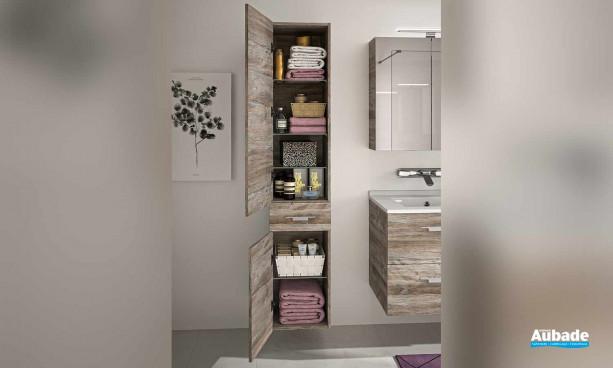 Meuble de salle de bains Strada par Ambiance Bain 7