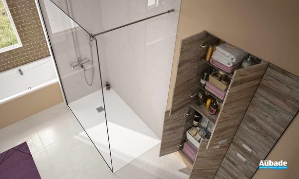 Meuble de salle de bains Strada par Ambiance Bain 8