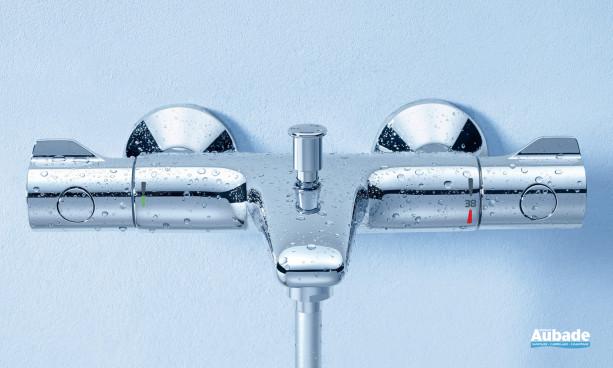 Mitigeur thermostatique bain/douche Grohtherm 800 de Grohe