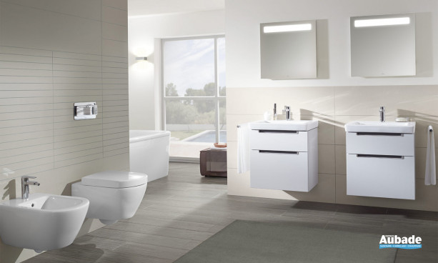 Collection Villeroy et Boch Subway 2.0