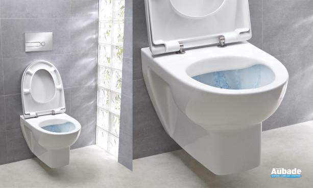 WC suspendu Odéon Up sans bride blanc de Jacob Delafon
