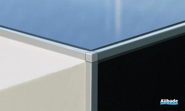 Profilés décoratifs pour murs Schlüter®-QUADEC