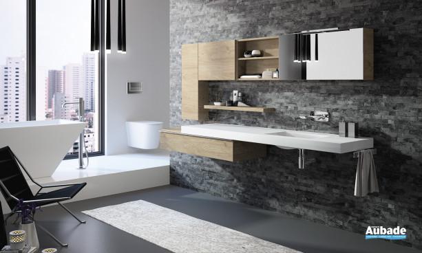 Mobilier de salle de bain Cedam Extenso