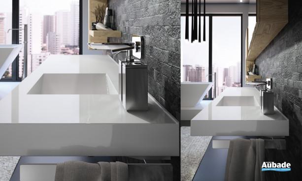 Meuble salle de bain Cedam Extenso