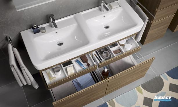 Meuble sous vasque d'Allia Prima style