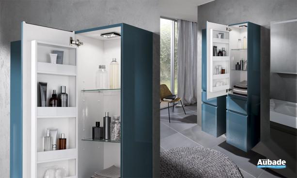 Colonne de meuble avec rangements Allia Prima Style