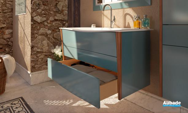 Meuble Bellagio de Decotec fonctionnel et esthétique