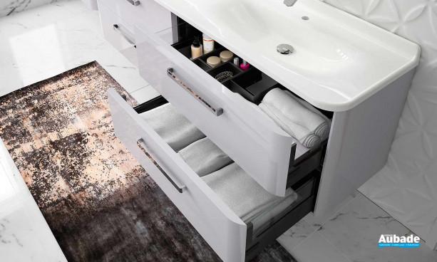 Meuble de salle de bains Glam par Ambaince Bain  2