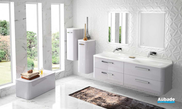 Meuble de salle de bains Glam par Ambaince Bain  4
