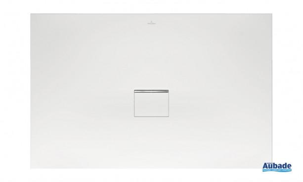 Receveur de douche rectangulaire Squaro Infinity de Villeroy & Boch