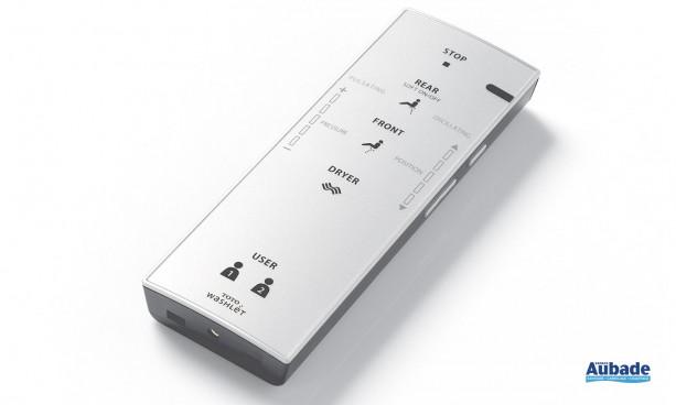 Washlet GL 2.0 de Toto - Télécommande programmable pour 2 personnes
