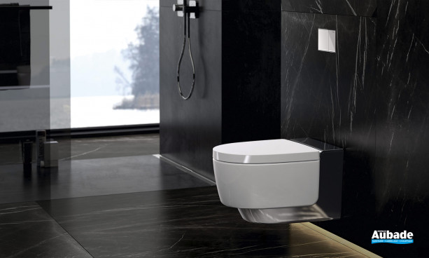 WC japonais suspendu Aquaclean Maïra de Geberit