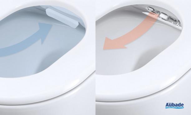 WC lavant Sensia® Arena de Grohe