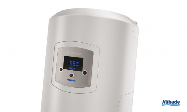 Chauffe-eau thermodynamique Aquanext Plus de Chaffoteaux - Tableau de commande