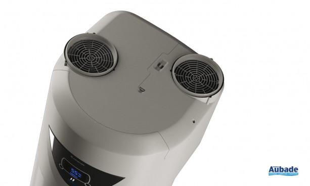 Chauffe-eau thermodynamique Ariston performant temps de chauffe rapide